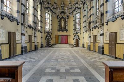 Kapel in het hartje van Gent