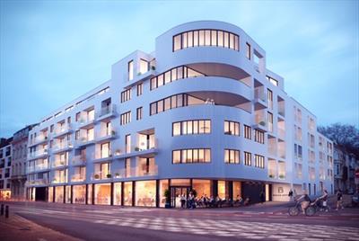 Luxe appartement op wandelafstand van Gent-Sint-Pieters