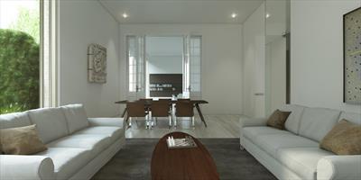 Uniek 4 - slaapkamerappartement met terras en 4 badkamers. Rust en luxe in de Gentse binnenstad