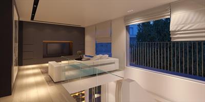 Uniek 2 - slaapkamerappartement met eigen verdieping en wellnessruimte. Rust en luxe in de Gentse binnenstad