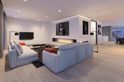 Exclusief 4 - slaapkamerappartement met ruim dakterras. Rust en luxe in de Gentse binnenstad