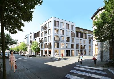 Bords de Lys - Luxueus wonen in centrum Gent